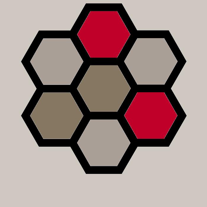 Honeycomb - Copyright The Noun Project by Patrivk Snyder