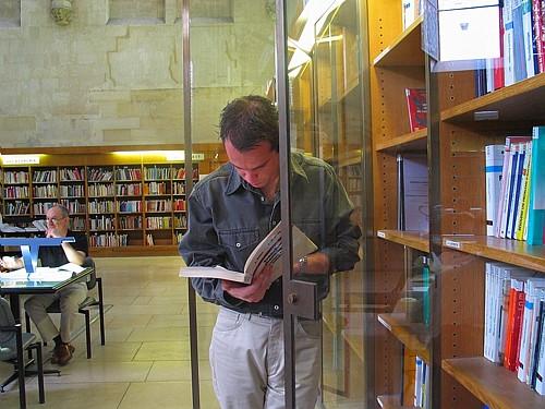 Bibliotheque du Cnam